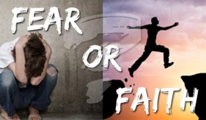 I Once Was Fearful, But Now Found Faith!