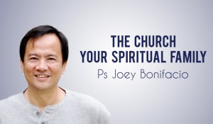 The Church, Your Spiritual Family