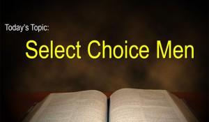 Select Choice Men