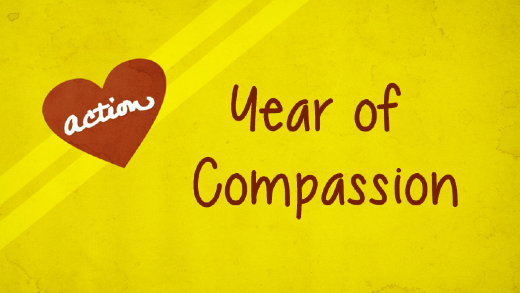 Year of Compassion