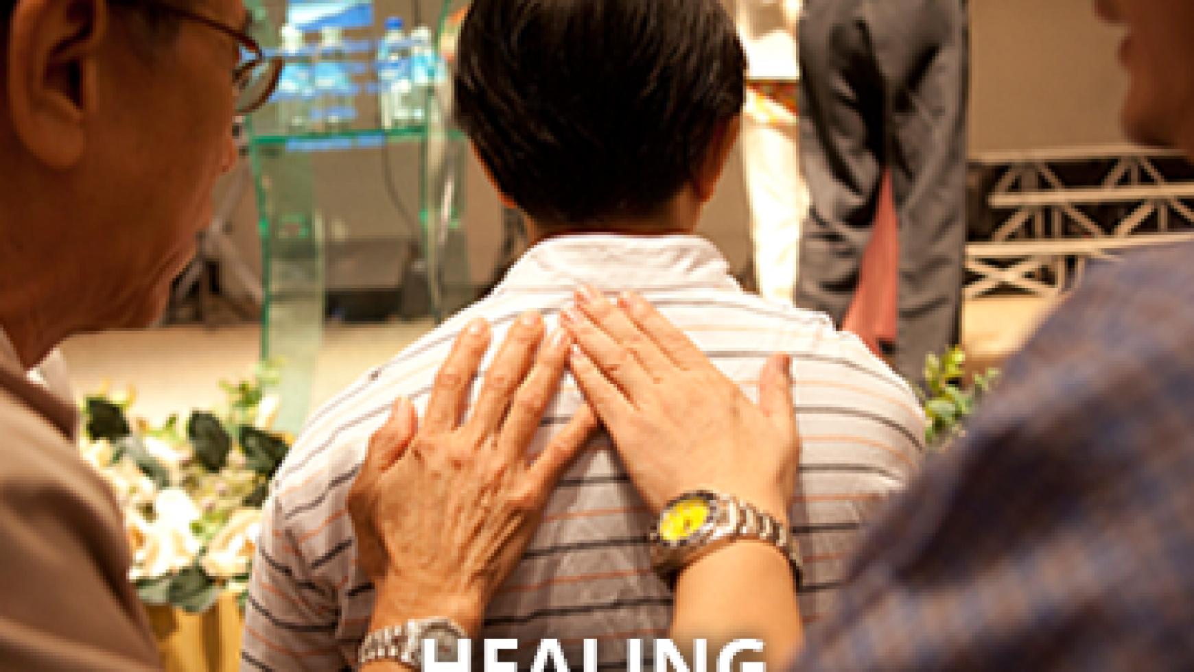 Bilingual Healing Service (English & Hokkien)