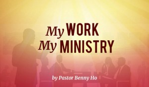 My Work, My Ministry