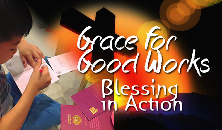 Grace for Good Works