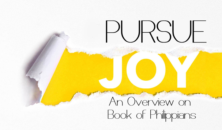 Pursue Joy – 1