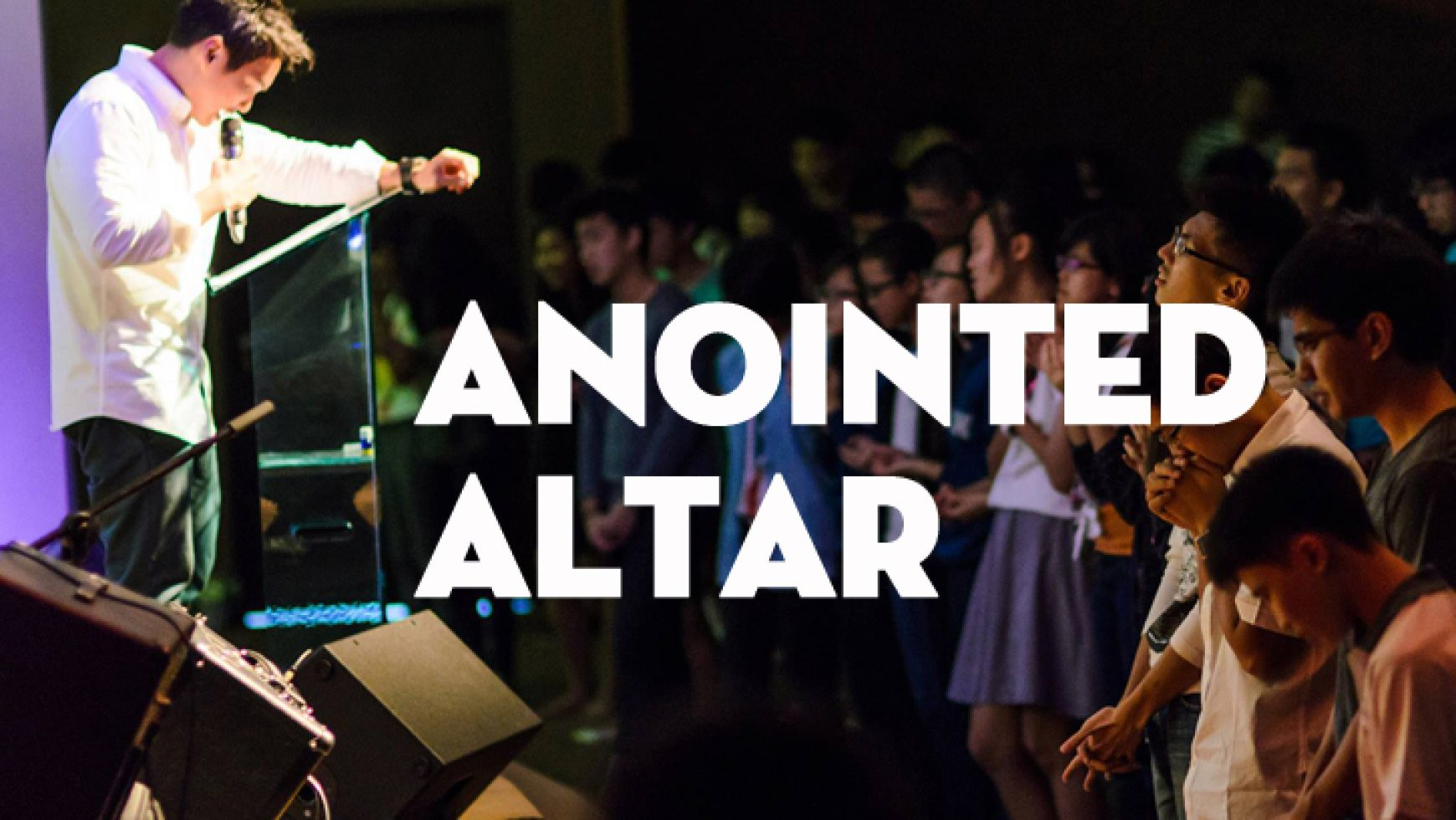 Anointed Altar