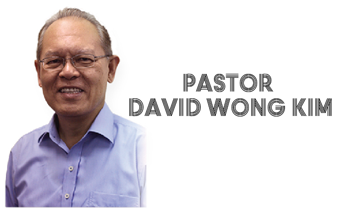 Sermons by Ps David Wong Kim
