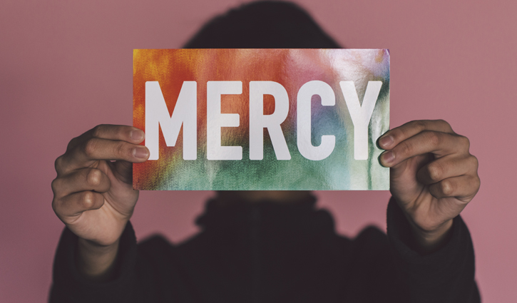 The God Who is Merciful