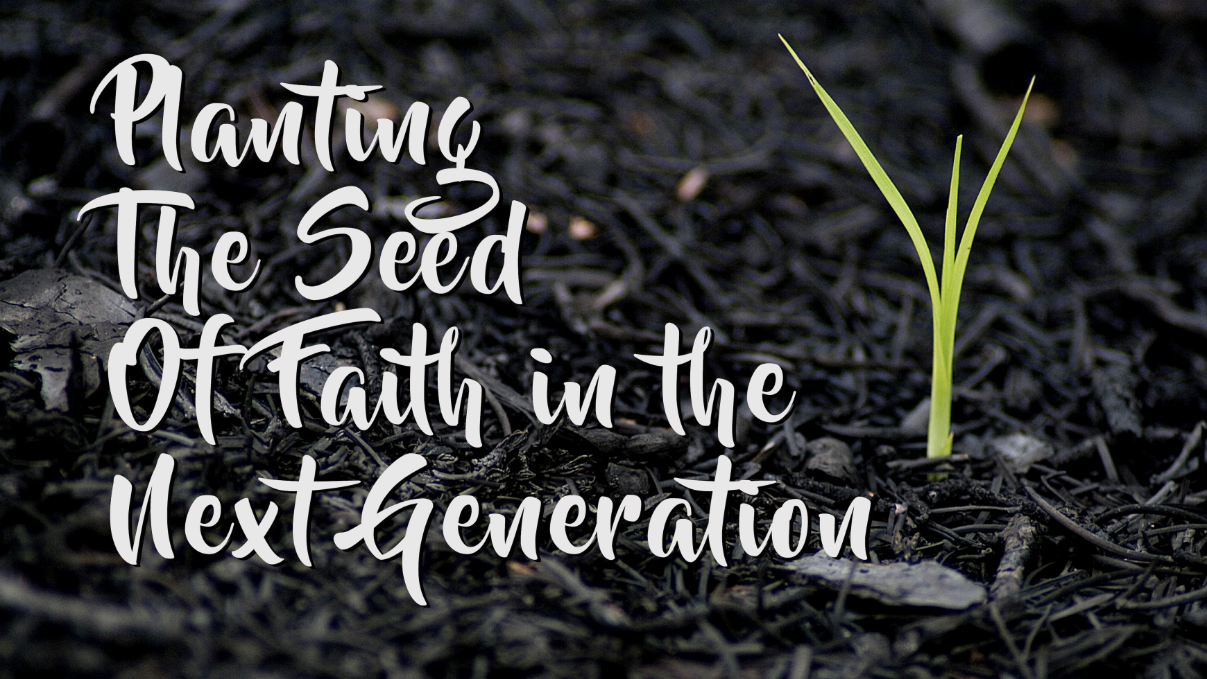 Planting The Seed of Faith in the Next Generation
