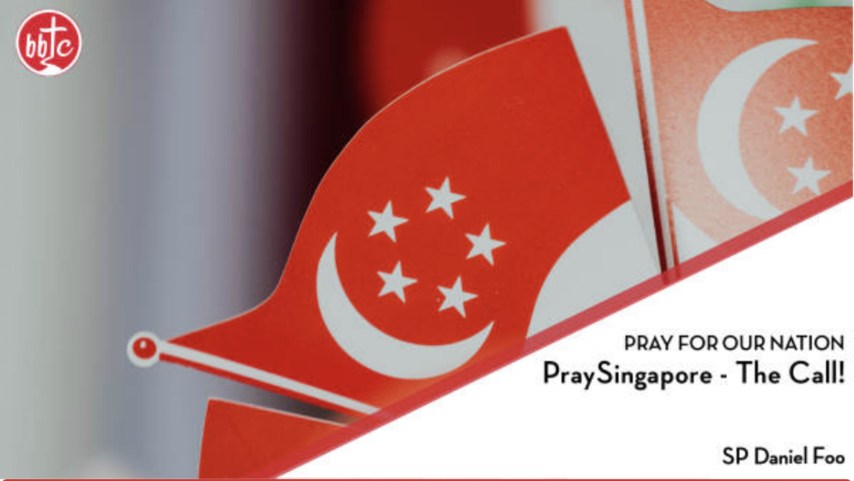 PraySingapore – The Call! (Praynation Part 2)