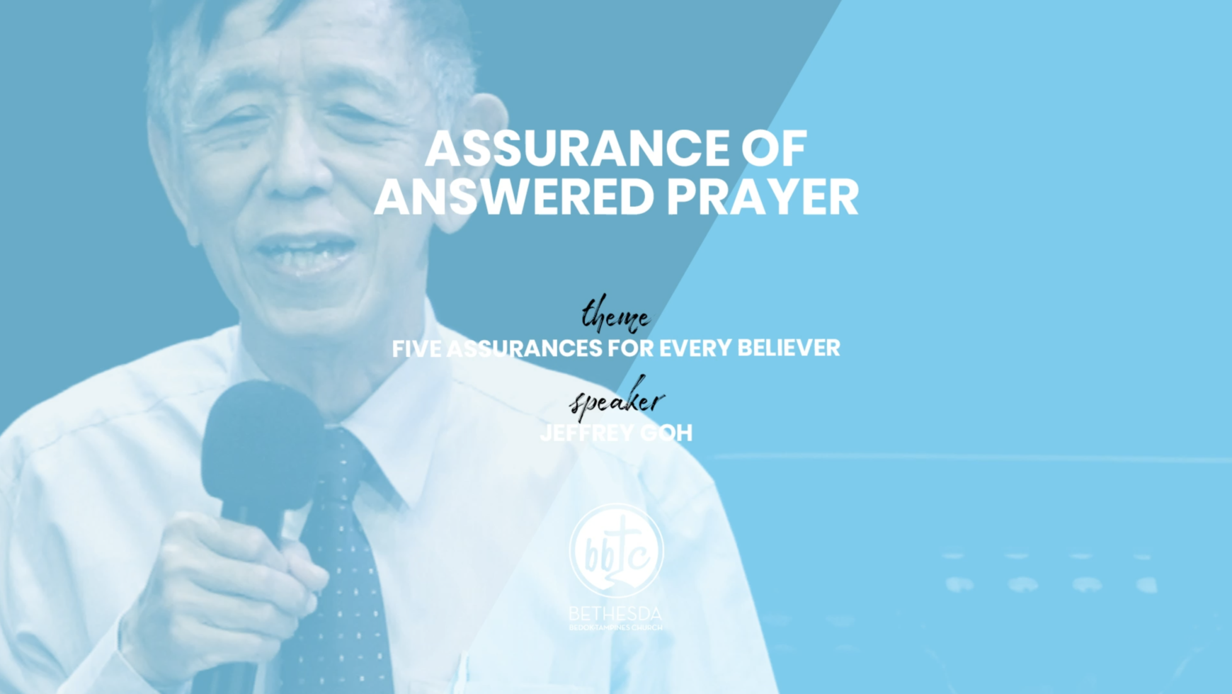 Assurance of Answered Prayer