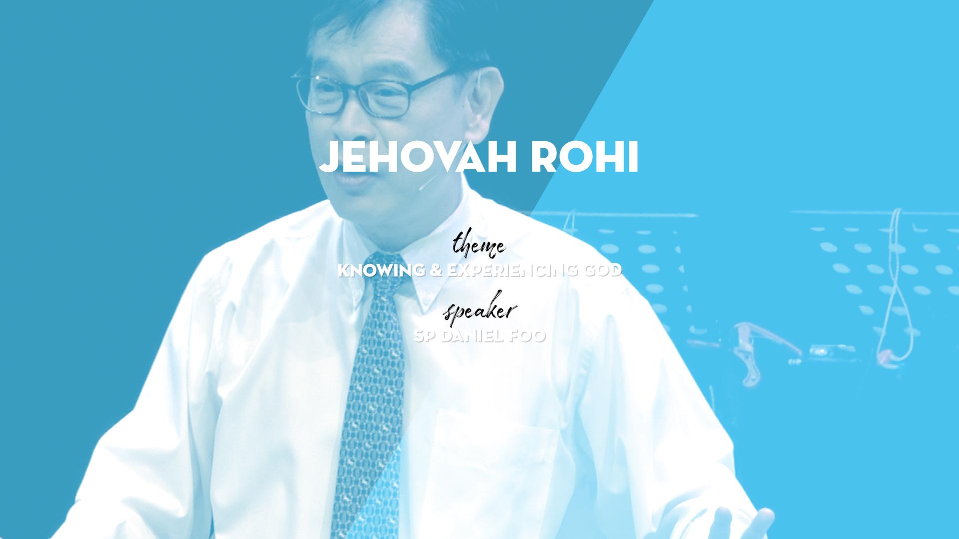 Jehova Rohi