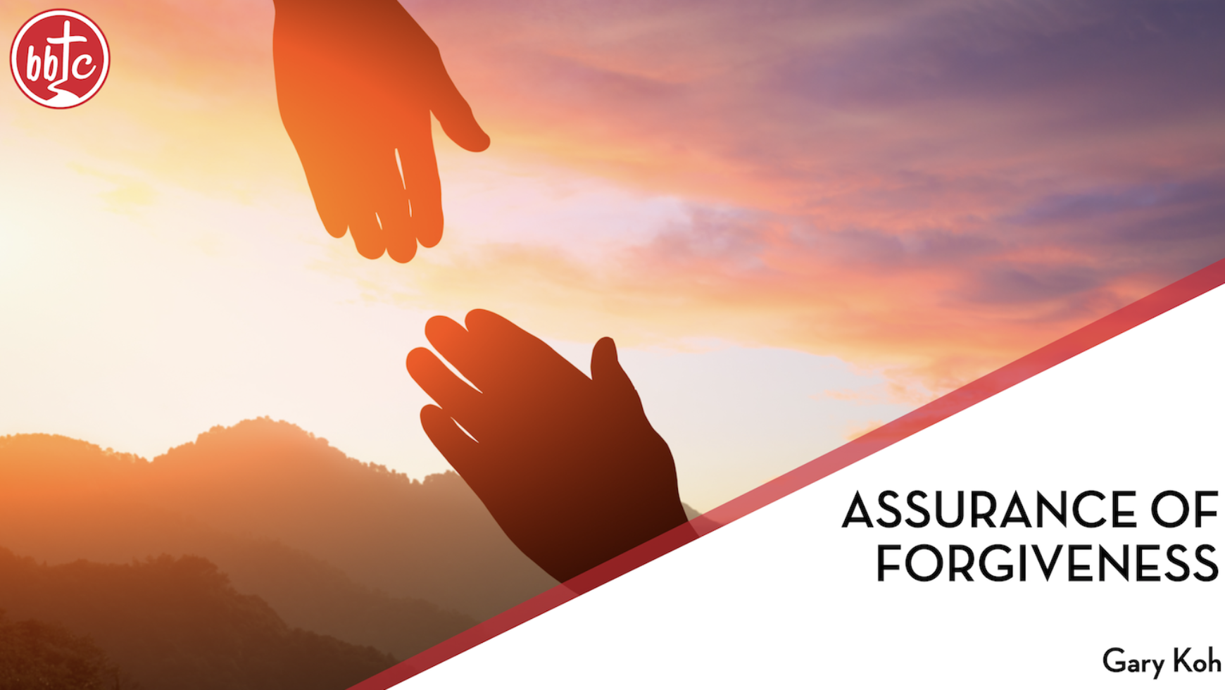 Assurance of Forgiveness