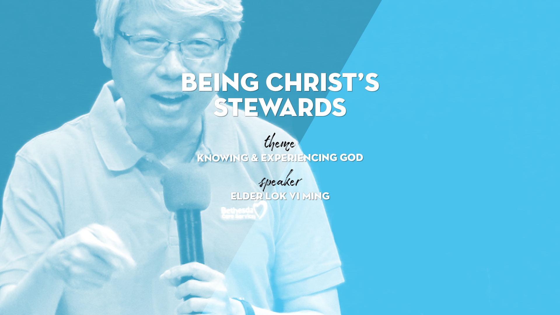 Being Christ's Steward
