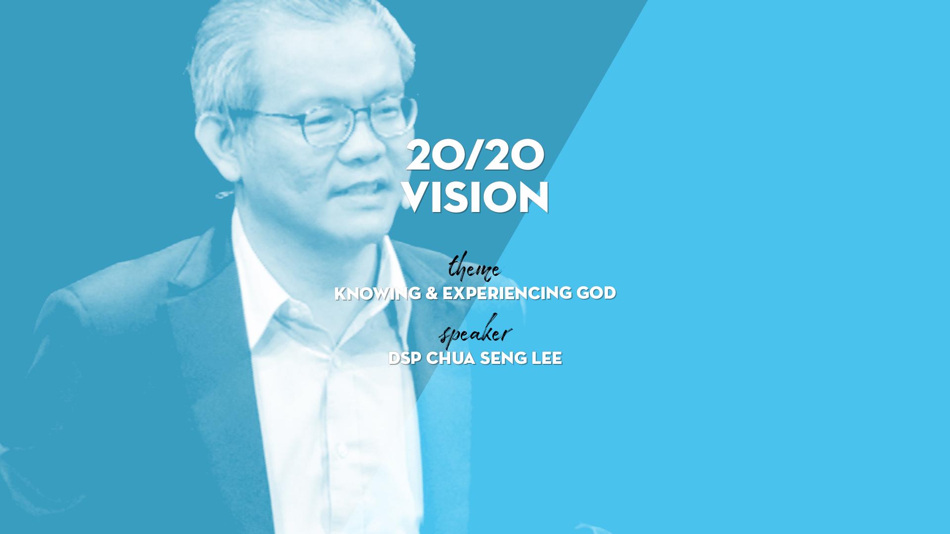 20 / 20 VISION