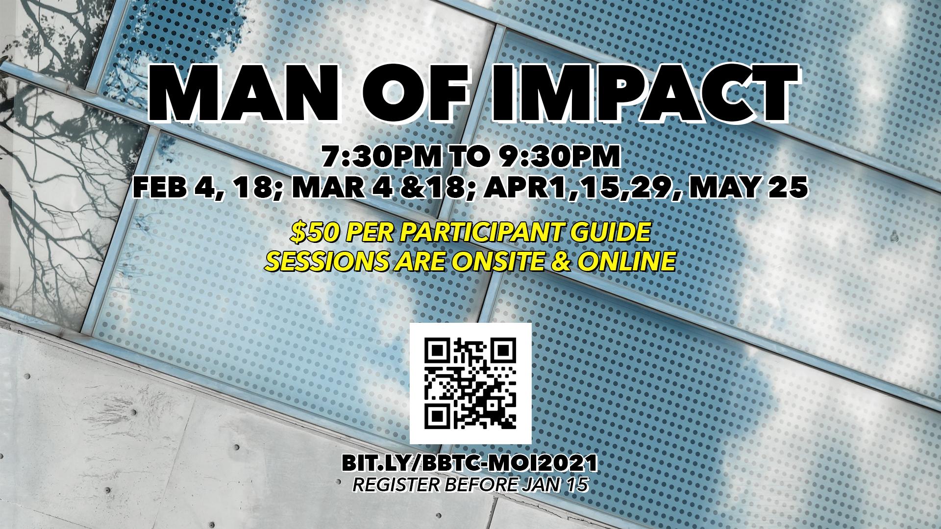 Man Of Impact 2021