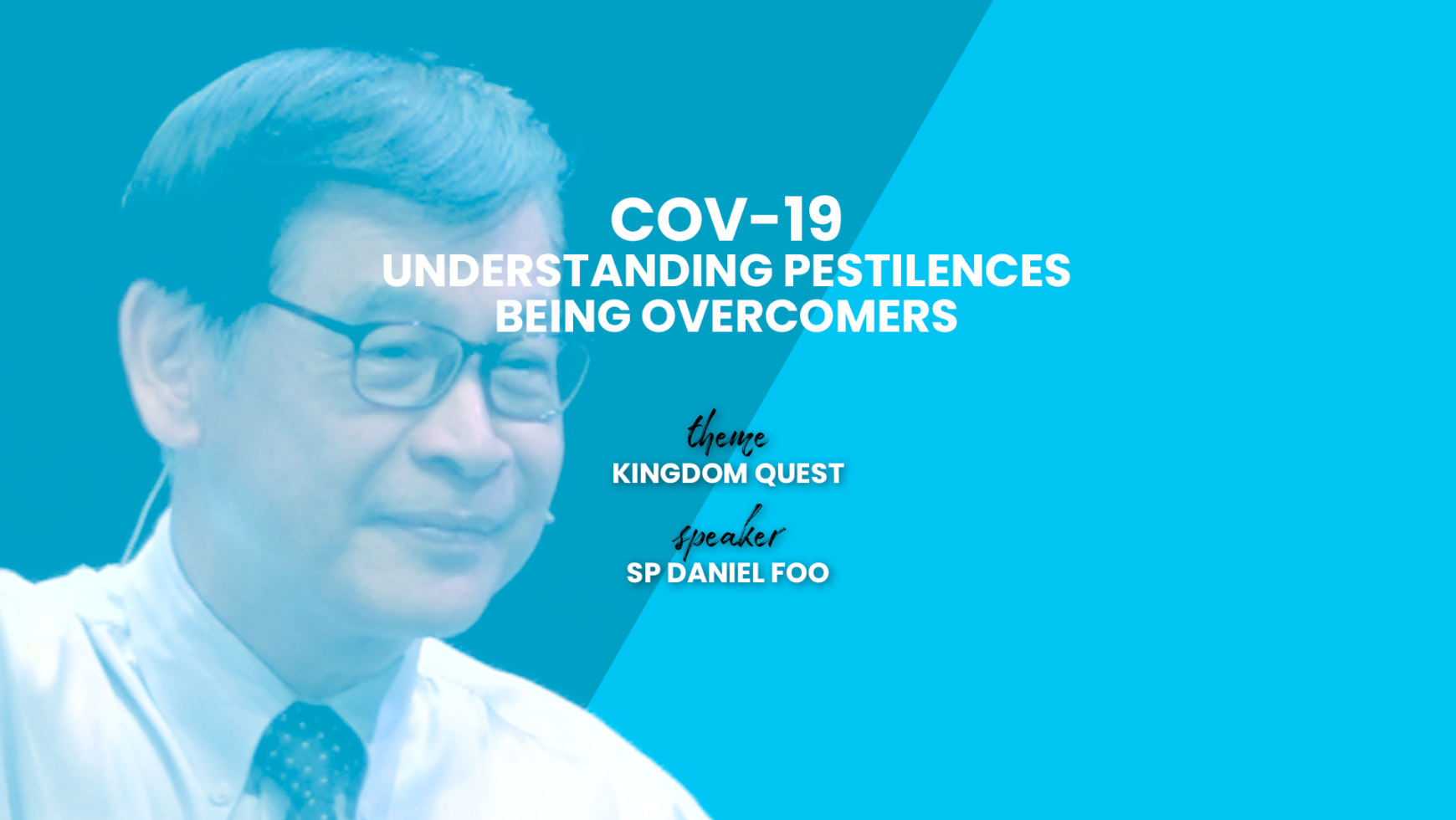 COVID-19 – Understanding Pestilences – Being Overcomers