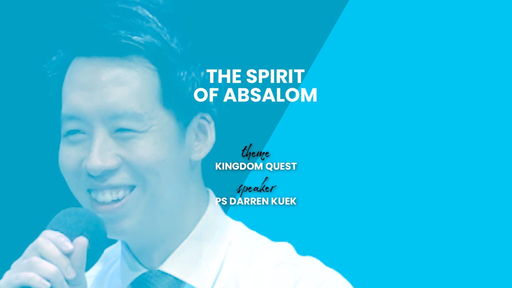 The Spirit of Absalom