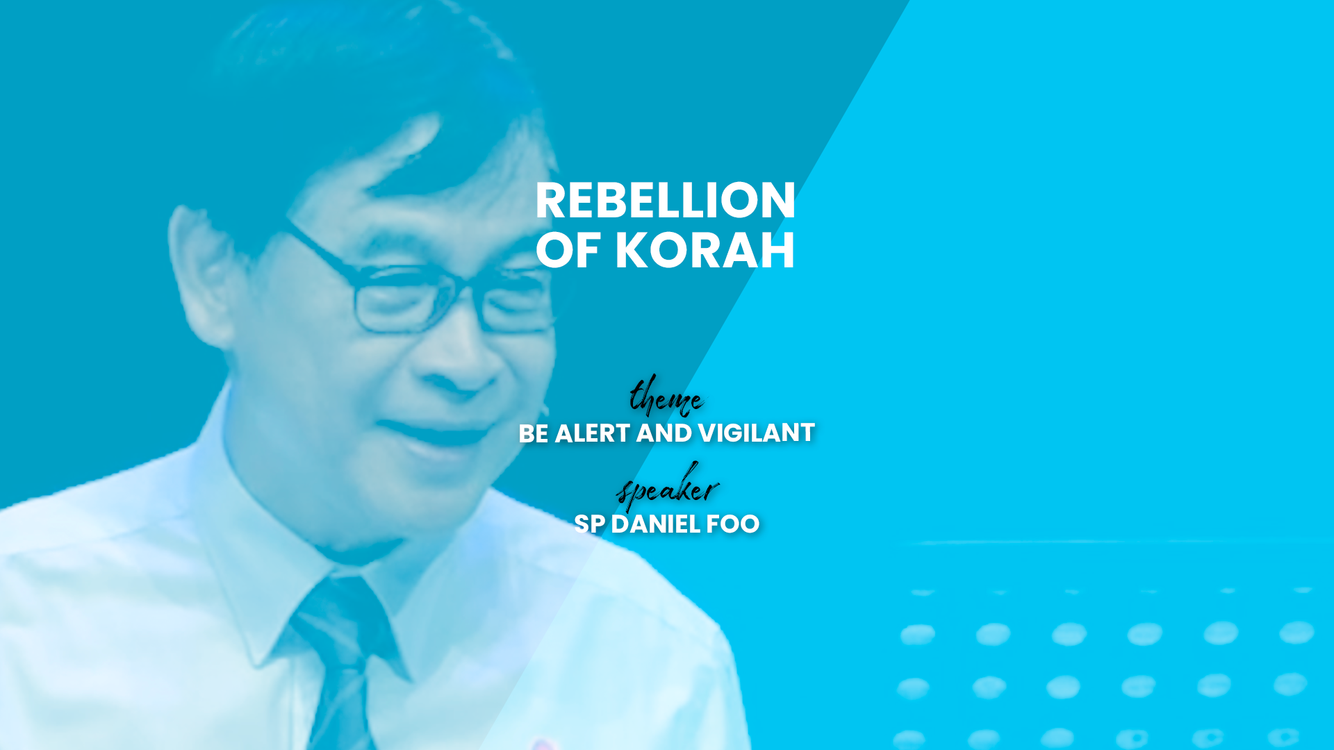Rebellion of Korah