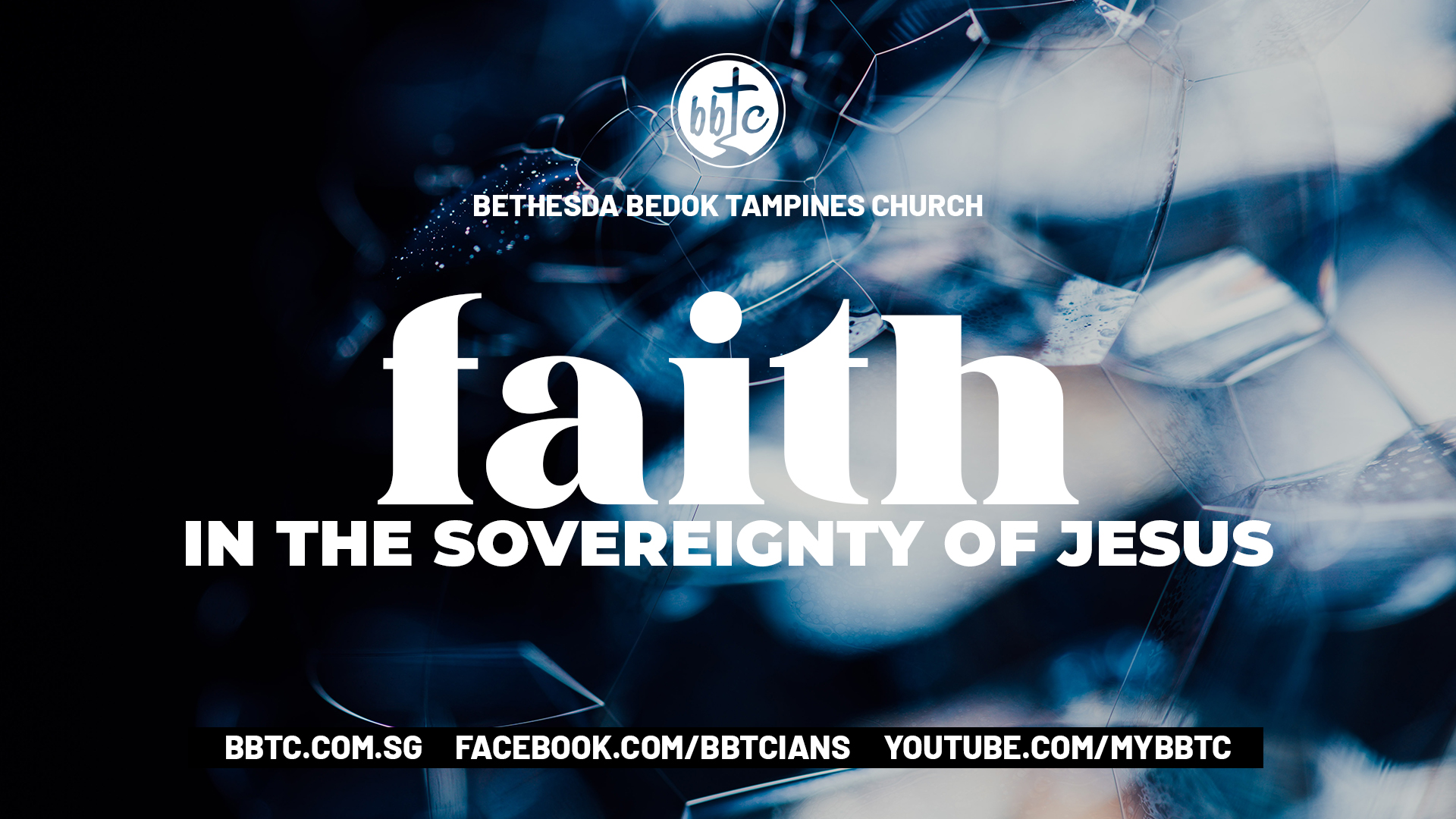 Faith in the Sovereignty of Jesus