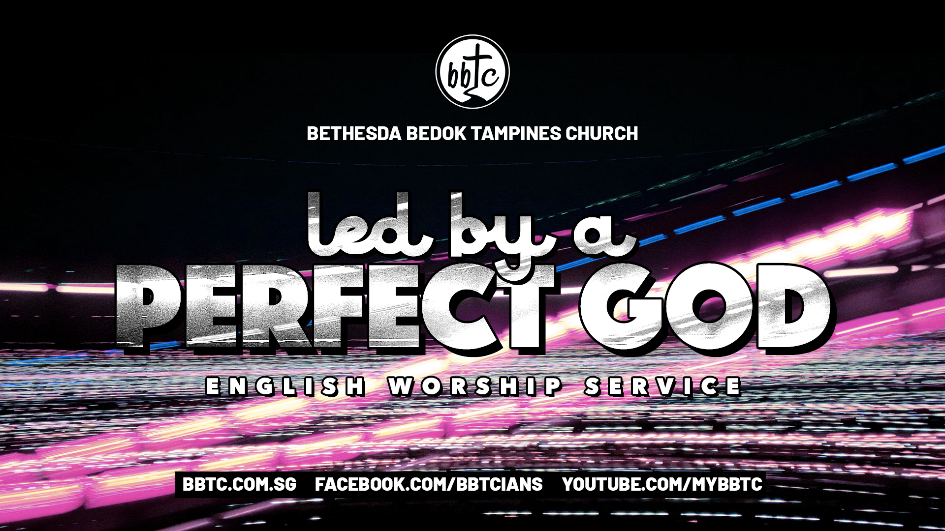 Led by a Perfect God