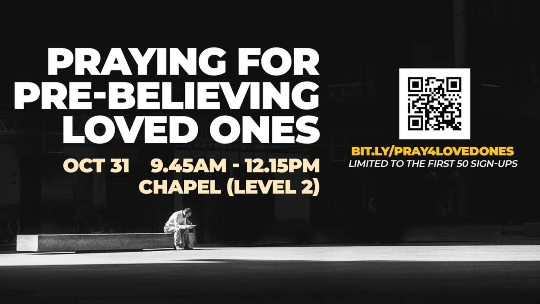 PRAYING FOR PRE-BELIEVING LOVED ONES