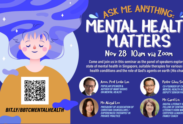 Ask Me Anything: Mental Health Matters