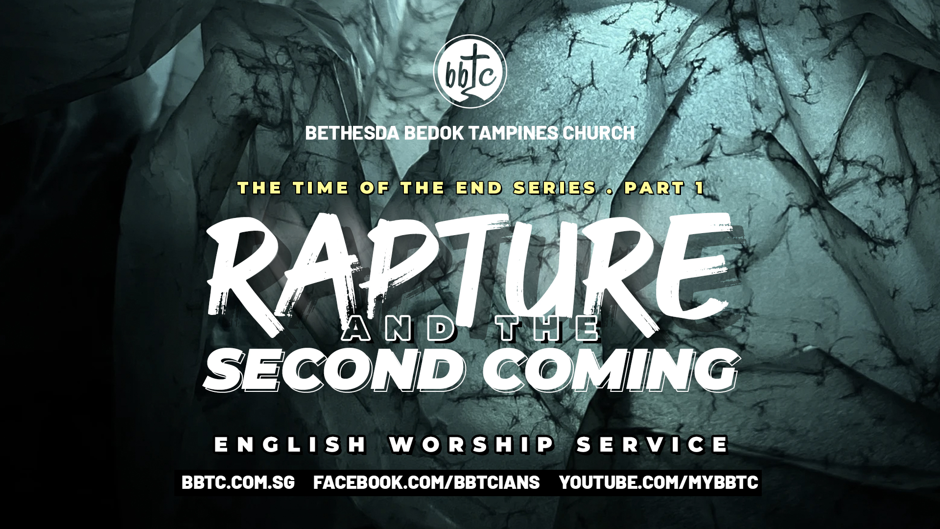 Rapture and the Second Coming