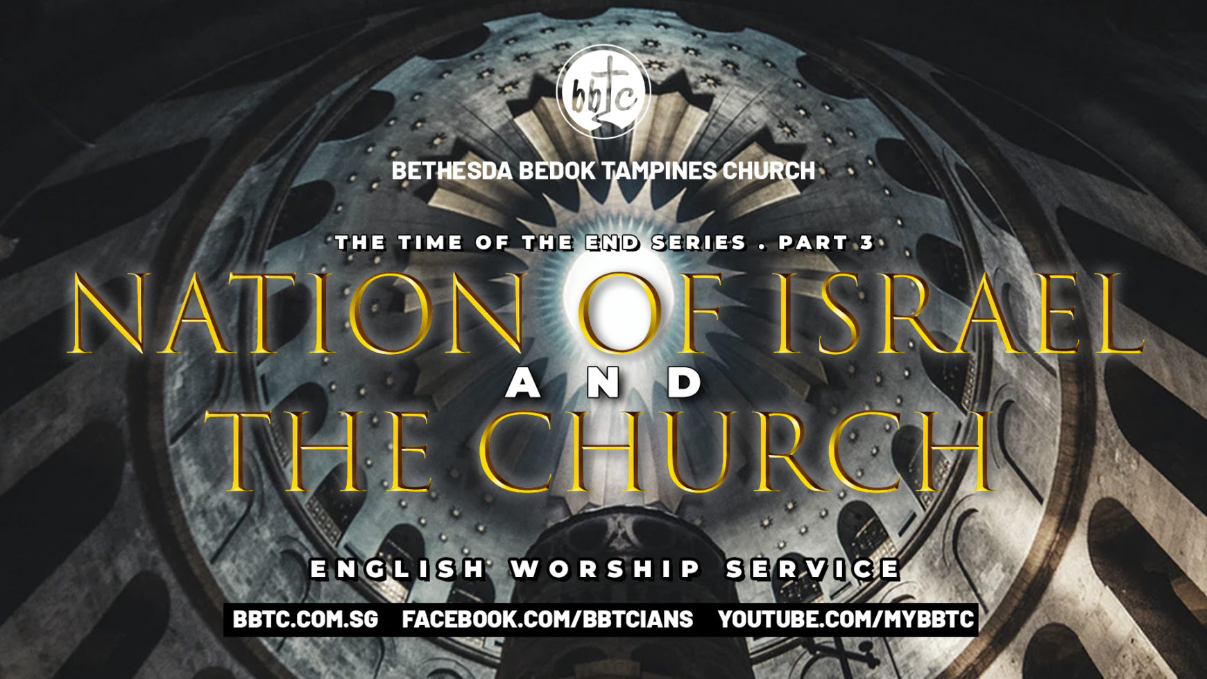 Key Differences Between The Nation Of Israel & The Church