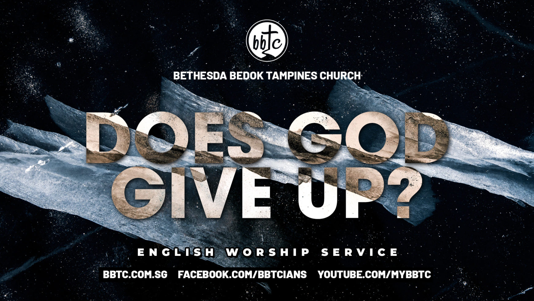 Does God Give Up?