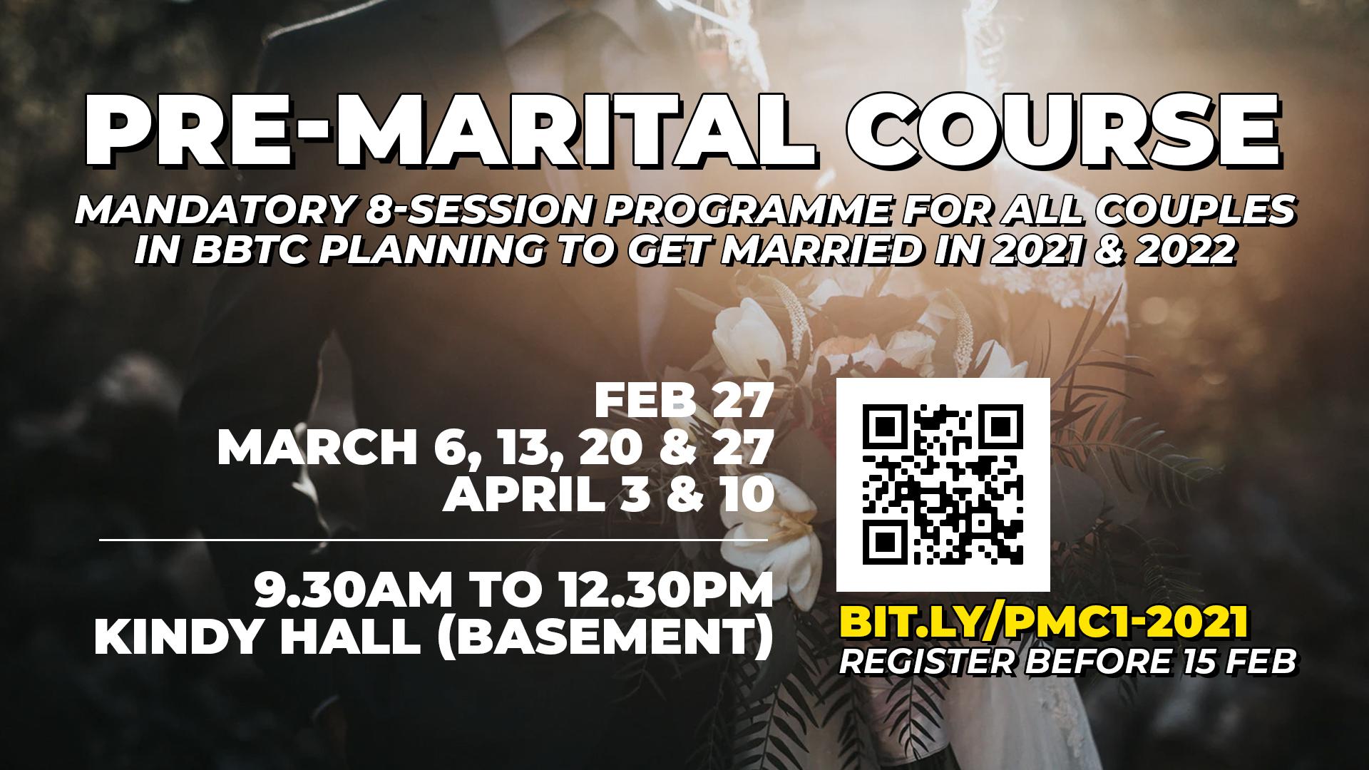 Pre Marital Course