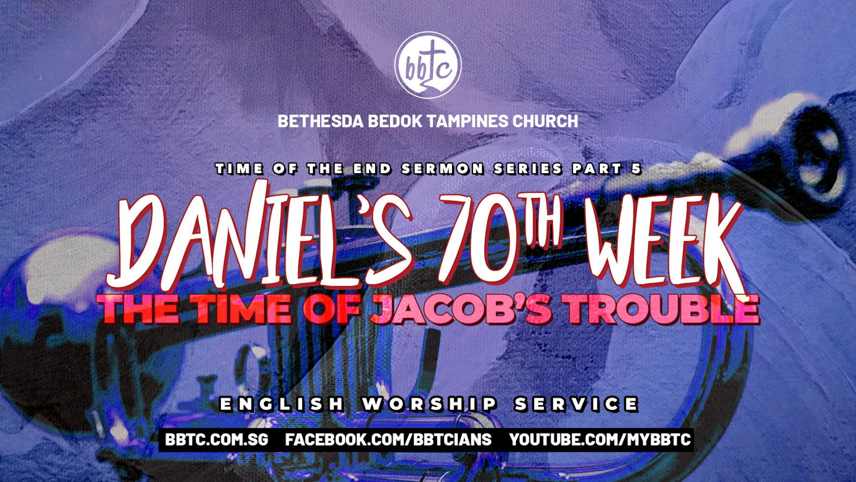 DANIEL'S 70TH WEEK – THE TIME OF JACOB'S TROUBLE