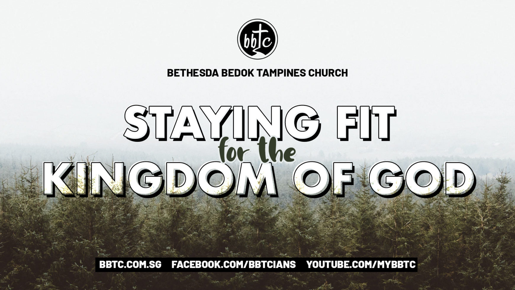 STAYING FIT FOR THE KINGDOM OF GOD