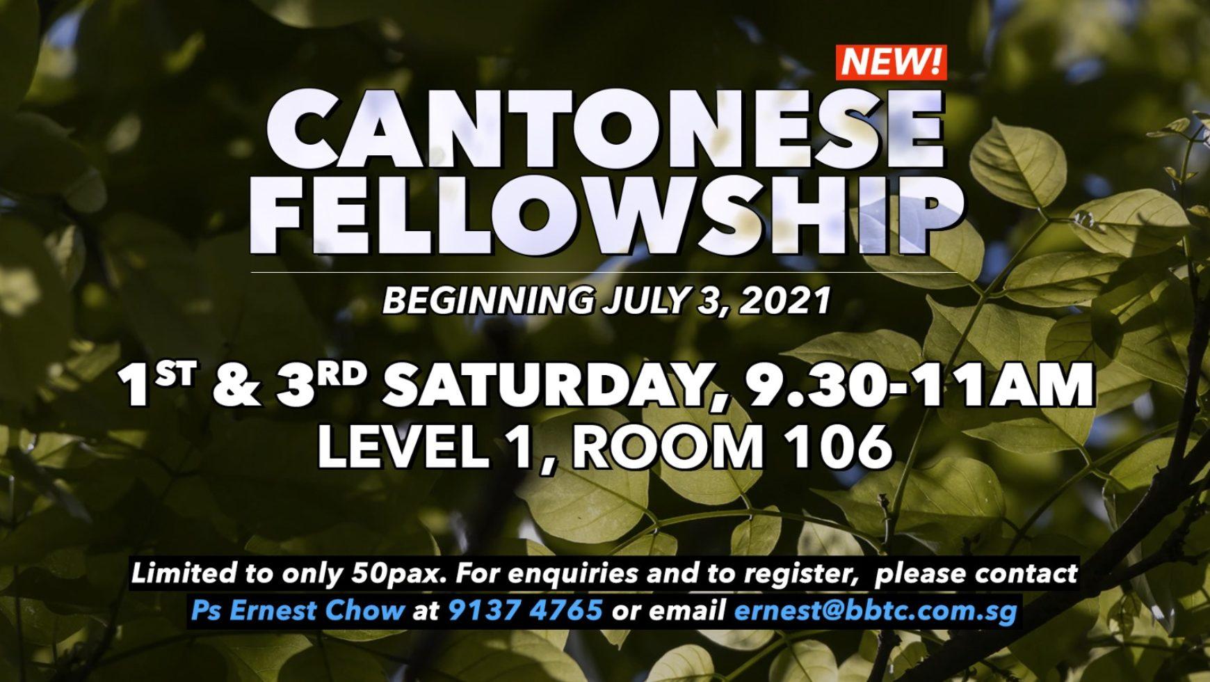 Cantonese Fellowship