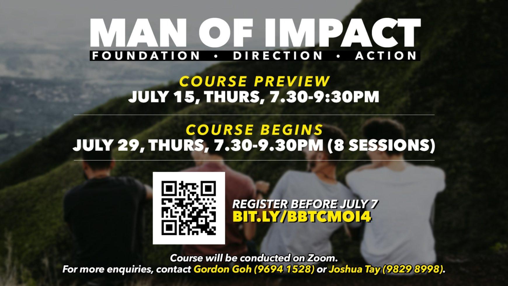 Man of Impact