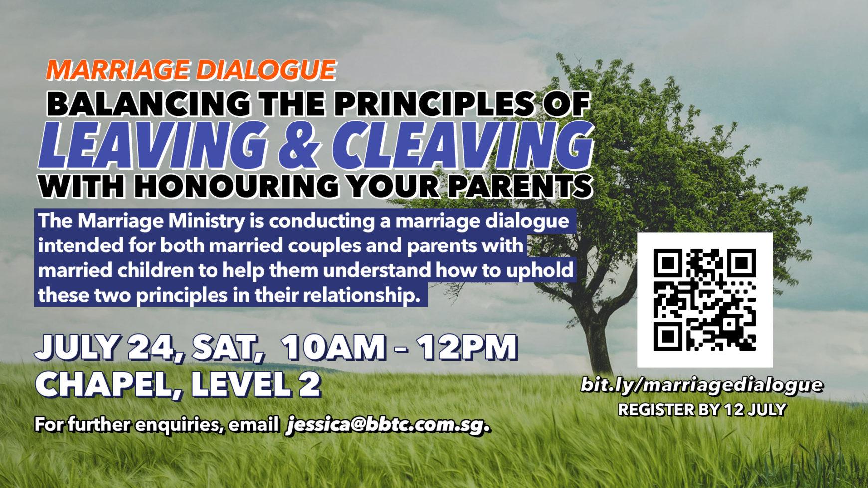 Marriage Dialogue