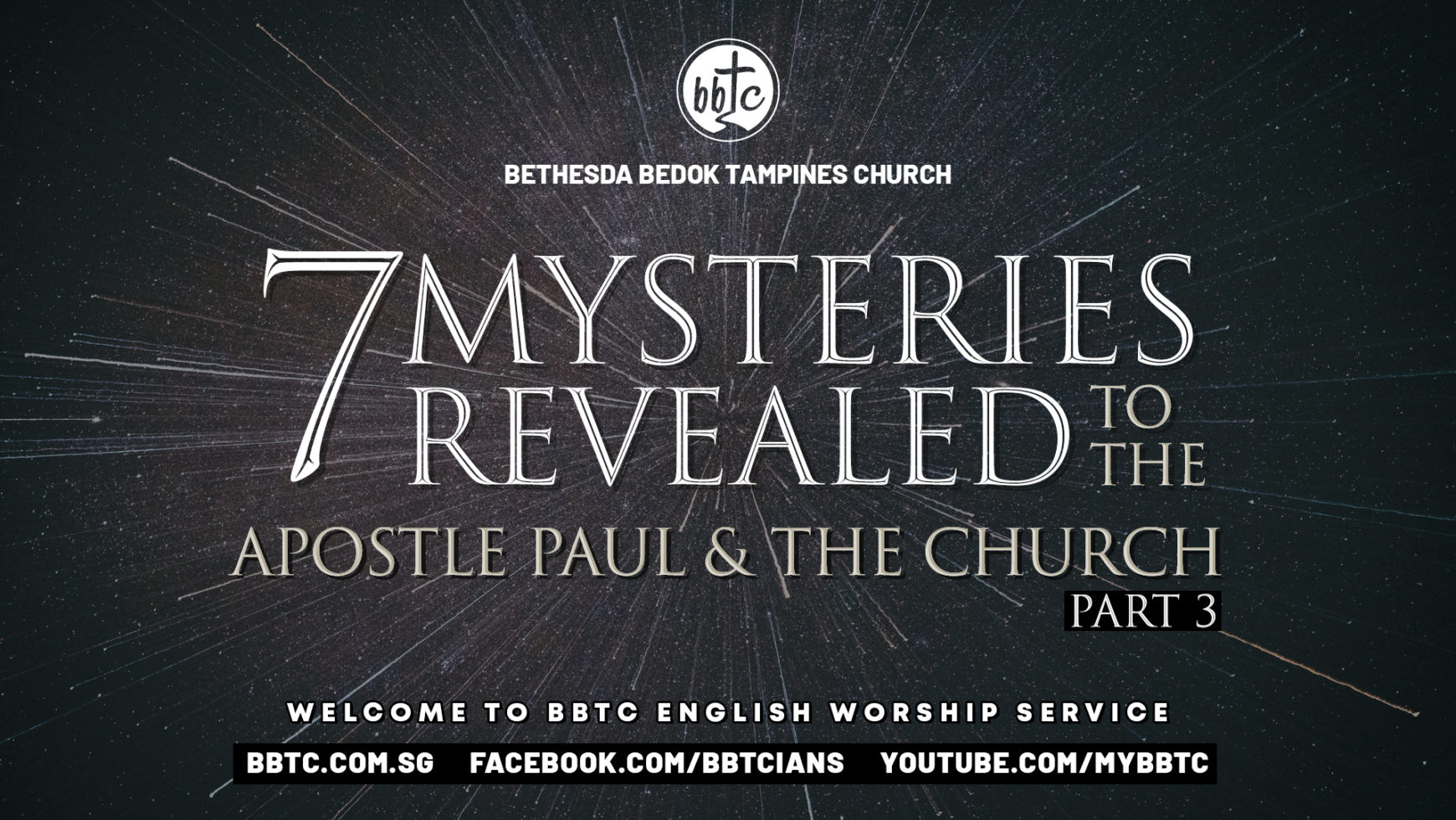 7 MYSTERIES REVEALED TO THE APOSTLE PAUL AND THE CHURCH (PART 3)