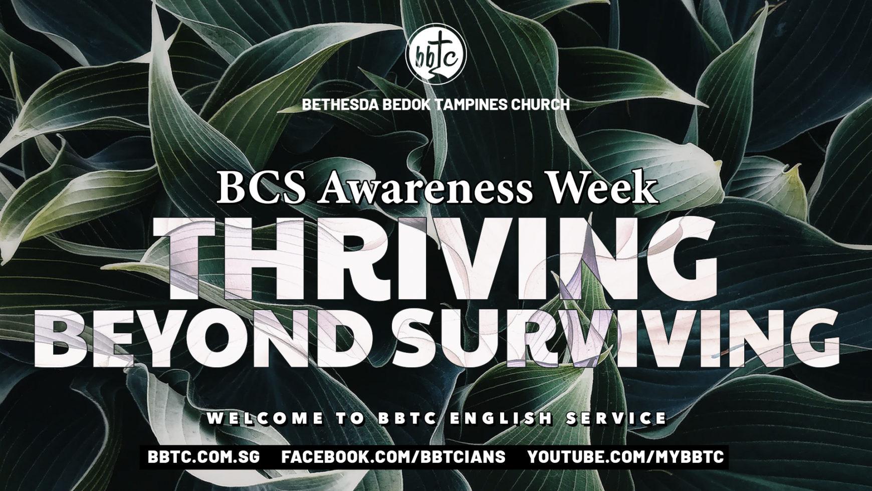 THRIVING BEYOND SURVIVING
