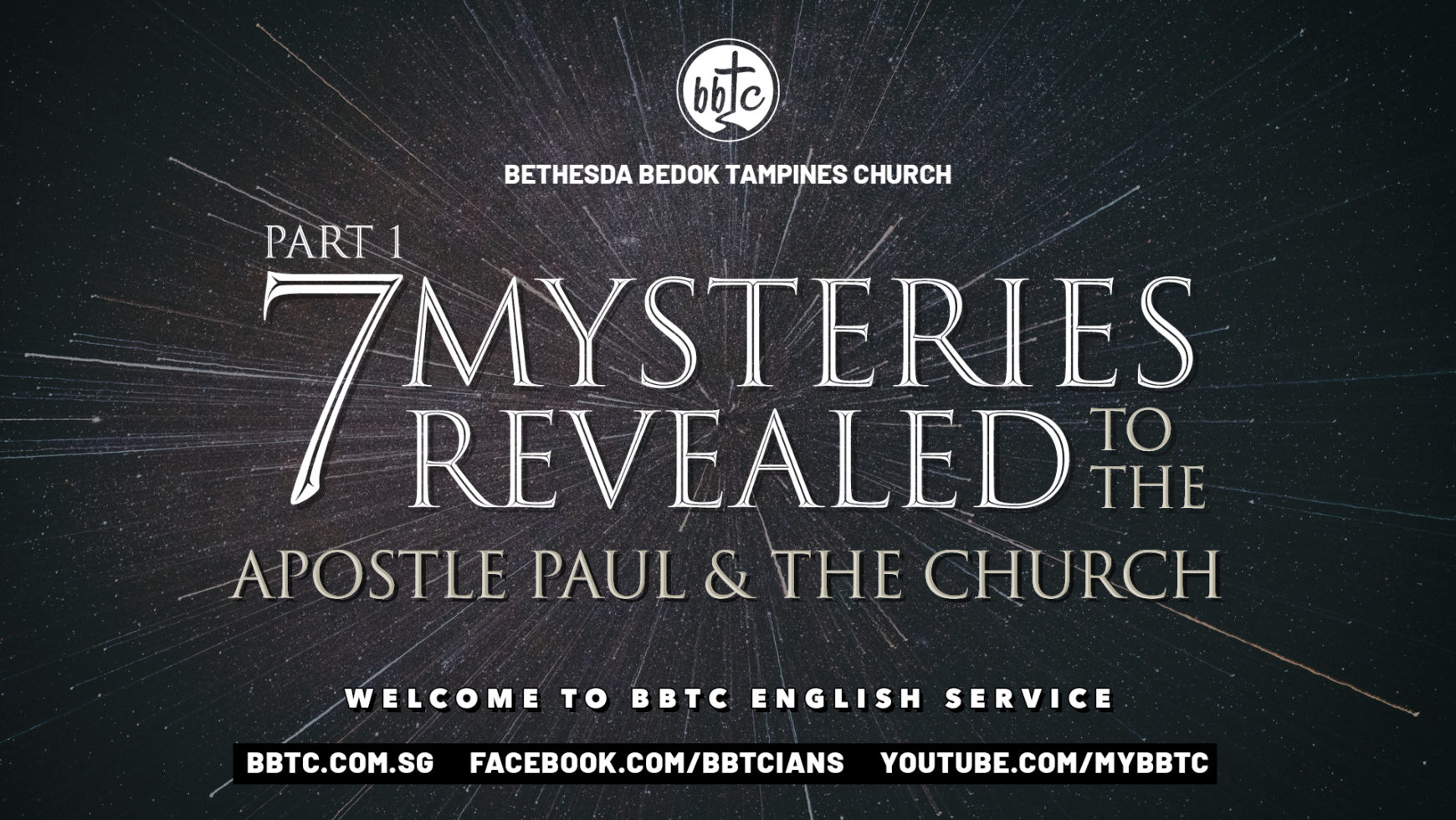 7 MYSTERIES REVEALED TO THE APOSTLE PAUL AND THE CHURCH (PART 1)