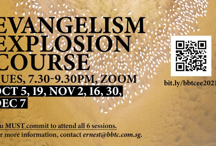Evangelism Explosion Course