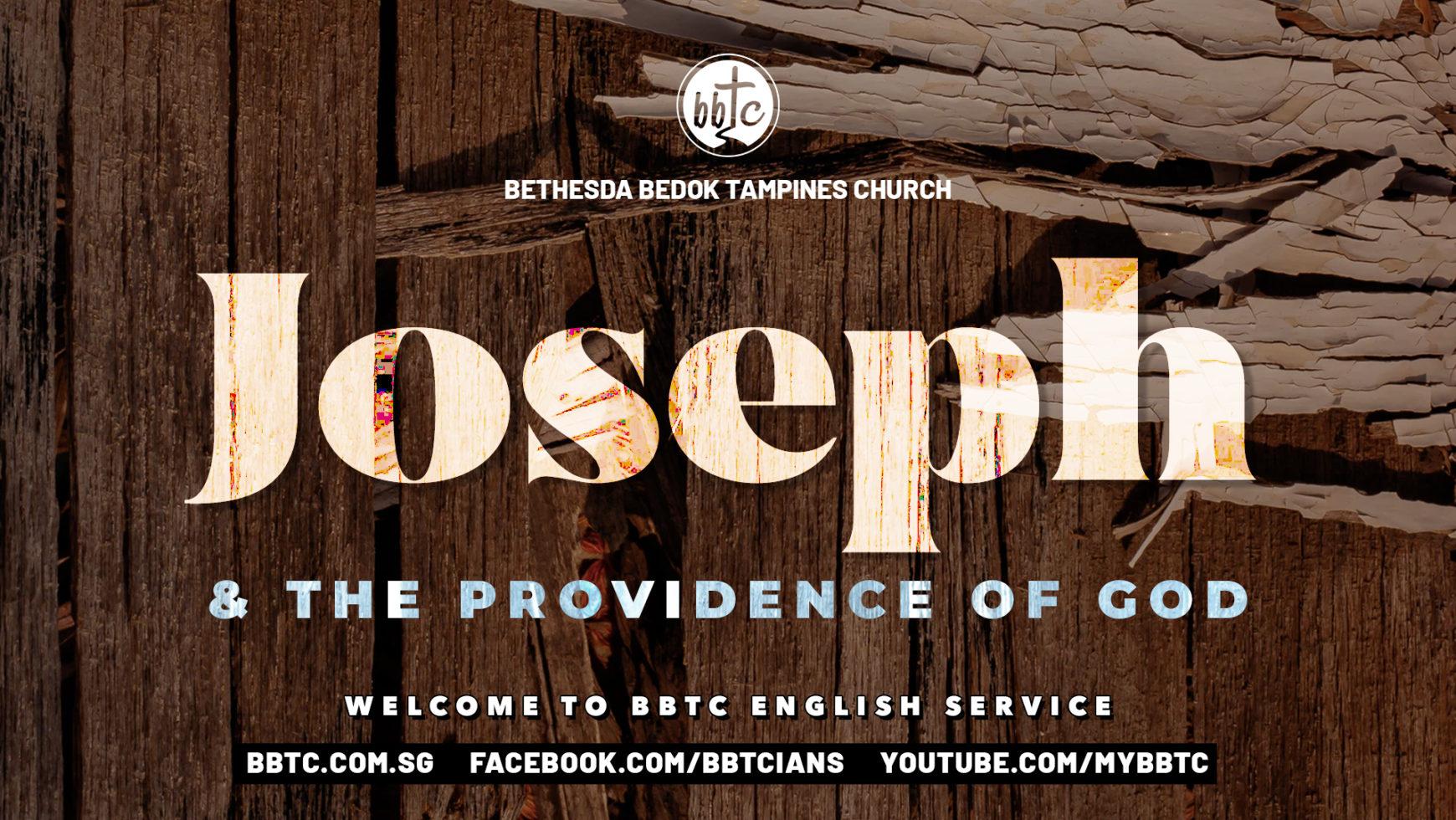 JOSEPH & THE PROVIDENCE OF GOD