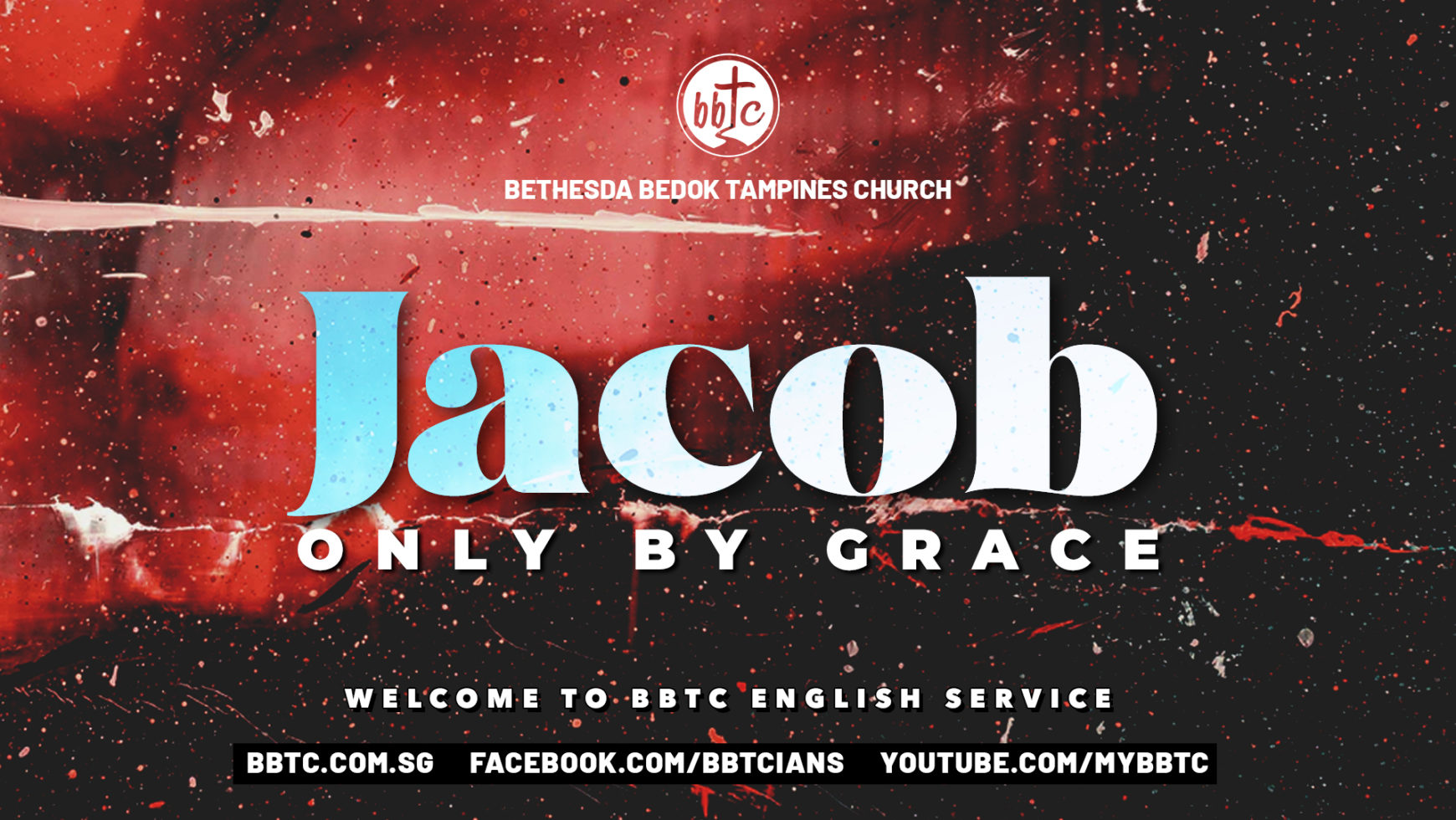 JACOB: ONLY BY GRACE